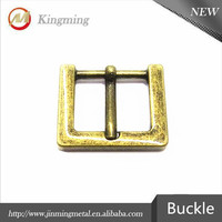19mm Fsahion Square Belt Metal Buckle Wholesaler