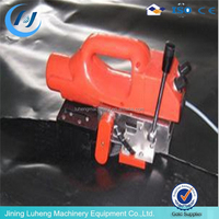 water-proof hdpe sheet welding machine with lowest price