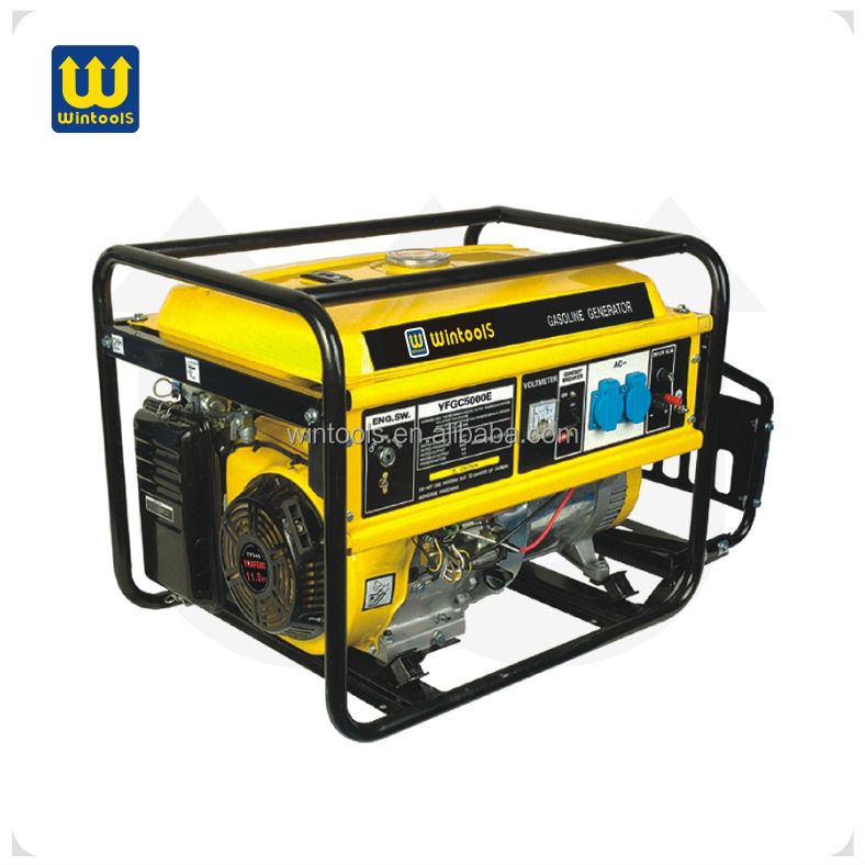 Wintools power tools New technology Gasoline generator WT02277