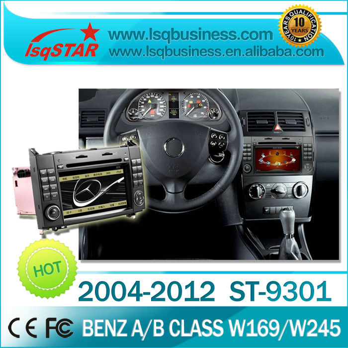 LSQ Star Mercedes W169 navigation with bluetooth