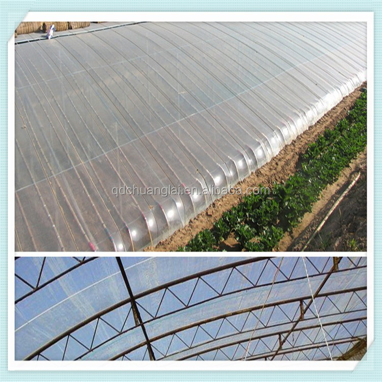 Factory direct sale UV resistant plastic pe film sheets for greenhouse
