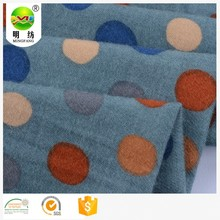 english cotton fabric printed cotton flannel fabric for garment
