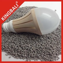 high thermal conductive PA66 nylon excellent ending strength ,widely used for LED laptop