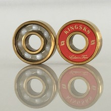 Fully customize / OEM your brand high quality precision 608 skateboard bearings