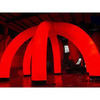 high quality inflatable advertising arch with led