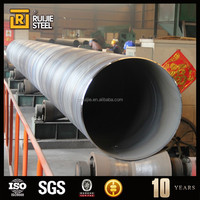 API 5L Gr.B X60 SAW Steel Pipe For Oil And Gas Pipe line
