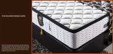 Bedroom furniture Comfortable/Overall zipper or other types upscale spring mattress