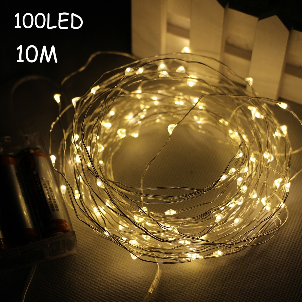 50m solar powered led christmas string light with twinkle effect for holiday garden decoration