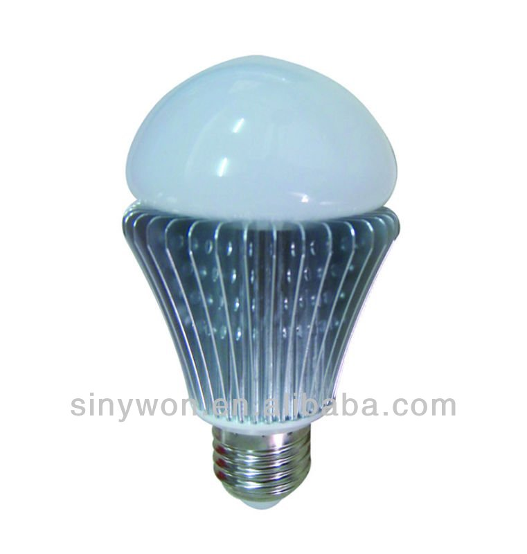 Sinywon New Excellent Heat Dissipation E27 Fins LED Bulb