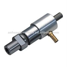 Water chuck and adapter for drill in metal bone
