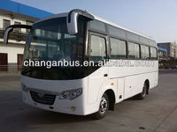 Hot selling Toyota coaster model 6m bus