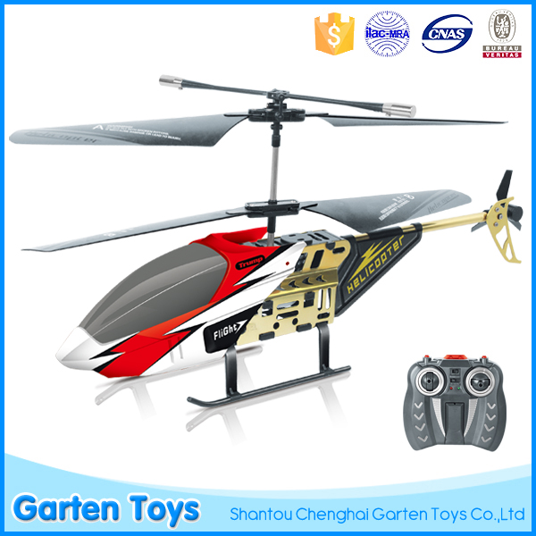 Latest style children toy infrared 2CH alloy rc helicopter china