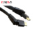 360 degree rotatable flat hdmi cable support 2160p 4k*2k 3D test CE RoHS hdmi wiht ABS shell