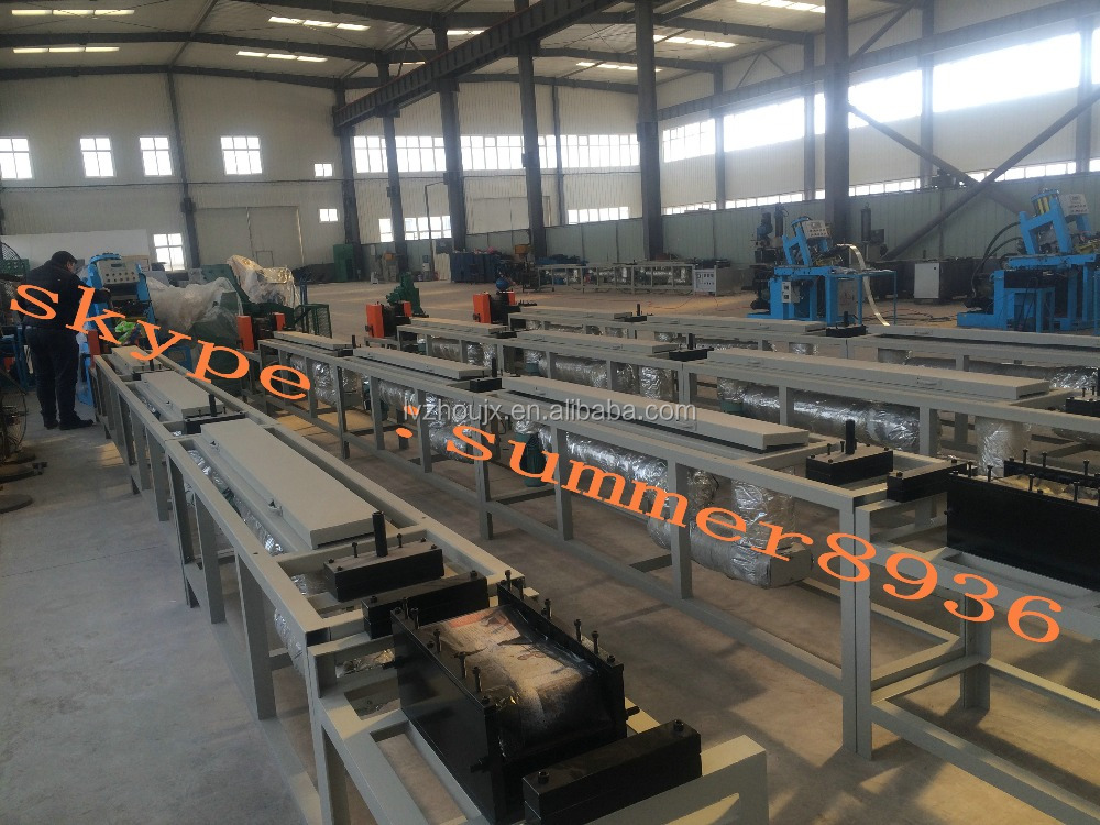 staples galvanized banding wire & brad nail making machine