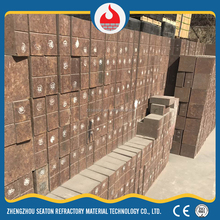 Sillica mullite refractory bricks and elusite bricks for cement kiln using fire bricks