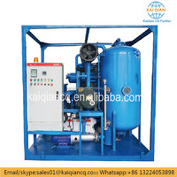 Single Stage Aging Used Transformer Oil Filtration Machine