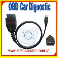 2015 Best Price Vag k can commander full 1.4 for VW Vag USB OBD OBDII OBD2 Cable