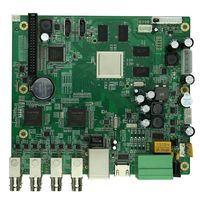 Manufacturing OEM electronic components pcb supplier