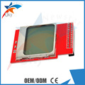 Red Board Stable Performance 8448 PCD8544 LCD Shield with Backlight for Raspberry Pi B B+