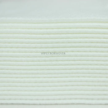 High quality spunlace disposable non woven facial towel