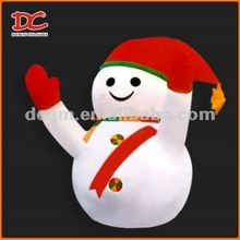Attractive Little Lovely Christmas Inflatable Snowman