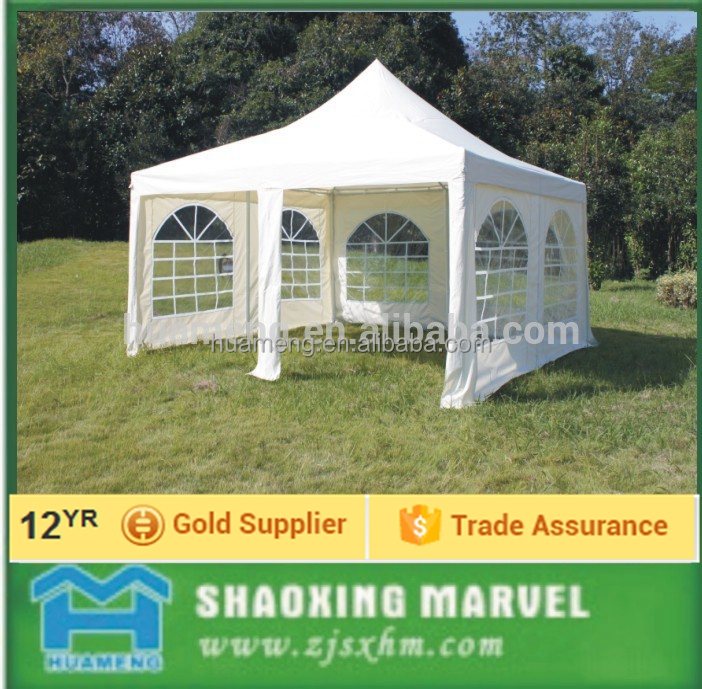 Garden Gazebo Pavilion tent for outdoor party