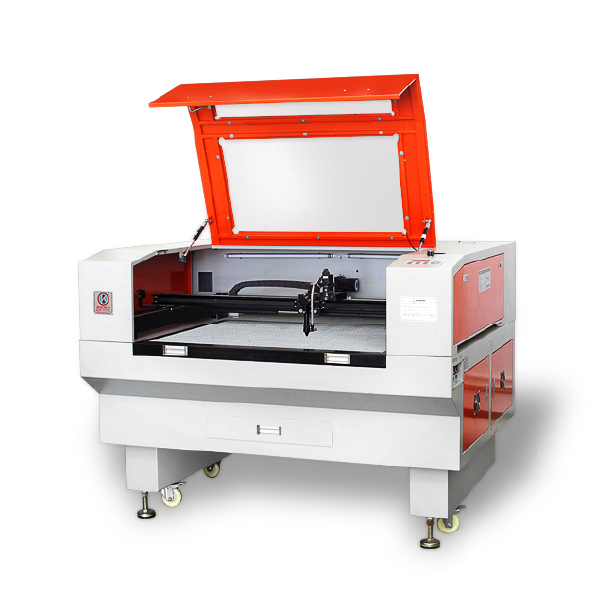 sheet non-metal laser cutting machine optimize the working condition