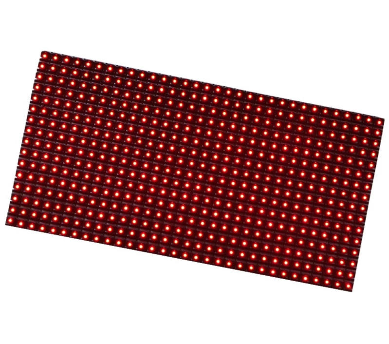 bestprice Single color outdoor <strong>p10</strong> led display <strong>module</strong> ,Outdoor <strong>P10</strong> Red LED <strong>module</strong> led screen display Single Color from HELILAI