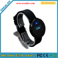 OLED Display watch with LED Flashing reminder smart watch