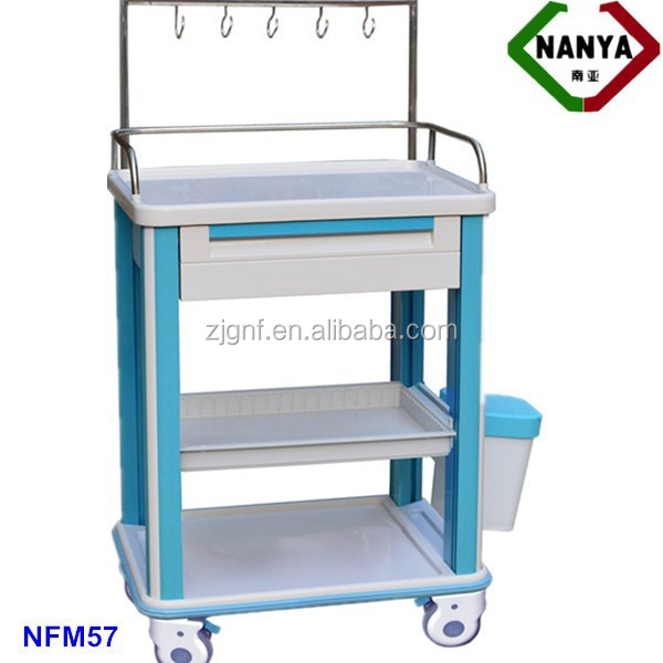 NFM57 Hotel Housekeeping Maid Cart Trolley