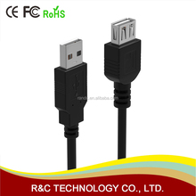 Cheap USB 2.0 A-Male to A-Female High-speed Extension Cable
