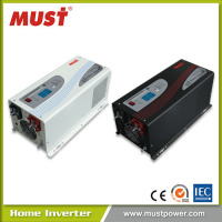 Low frequency reliable loading Pure Sine Wave power inverter 3000w 24v 48v 220v dc ac inverter for home applicances