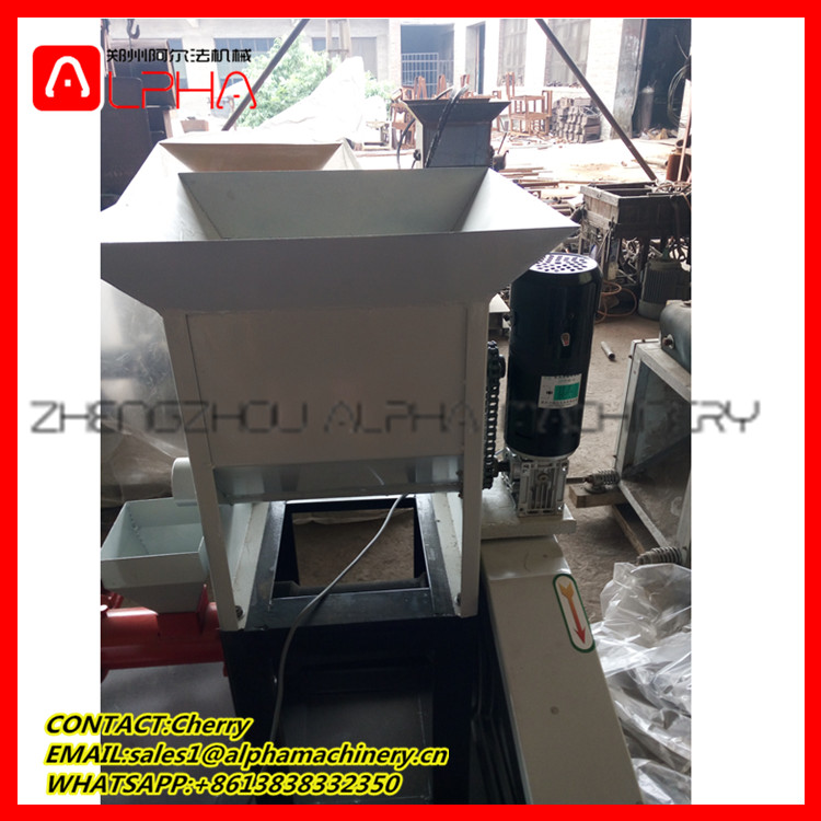 Animal floating fish feed pellet machine/fish food making extruder