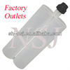 600ml 1:1side by side PP glue cartridge