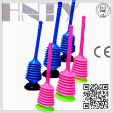 Best Selling Custom Rubber Toilet Plungers/Vacuum drain plunger