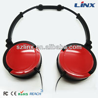 Best design funny headset cute headphones for girls