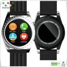 Latest New Model Cheapest Price Ultra Thin Ce Rohs Hand Watch Mobile Phone