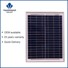 YuanChan 20W Solar Panel Price Competitive