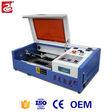 Laser printing on glass laser engraving and cutting machine 300*200mm