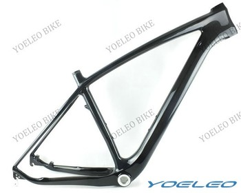 "Quality Warranty Mountain Bike Frame 27.5er Full Carbon Fiber Size 16"" / 18'' / 20''"