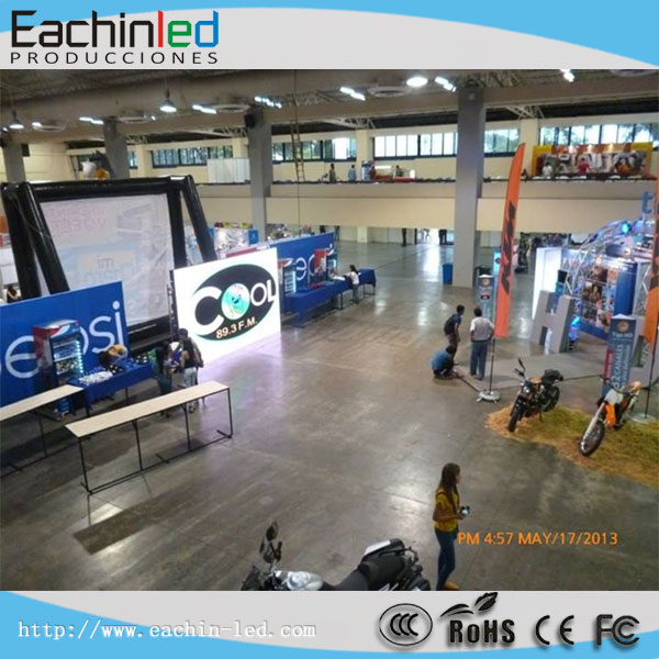 High Quality indoor P4 P3.9 HD Super Thin LED Screen Video xxx Image
