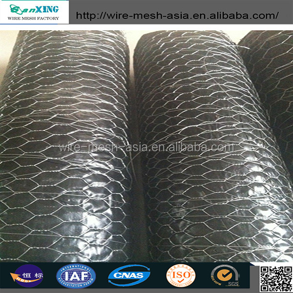 High quality Hexagonal wire netting /chicken wire/ hexagonal wire mesh(Factory price)