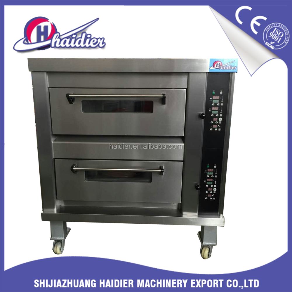 High Efficiency Newly Designed Luxury Gas Oven Fast Pizza