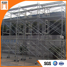 Galvanized A Frame Scaffolding For Construction