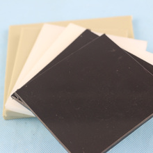 Colored PP Sheet For Electroplating/ Electronic Industry/ Etching Equipment/ Vacuum Forming
