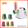 Safety And Covenient Vegetable & Fruit Slicer And Chopper With Different Blades/Ice Cream Maker Machine For Kids