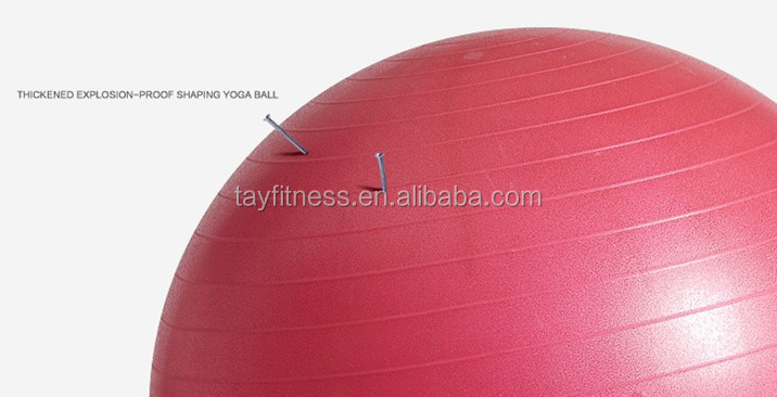 2015 Best Selling Fitness Soft Pilates Yoga Ball