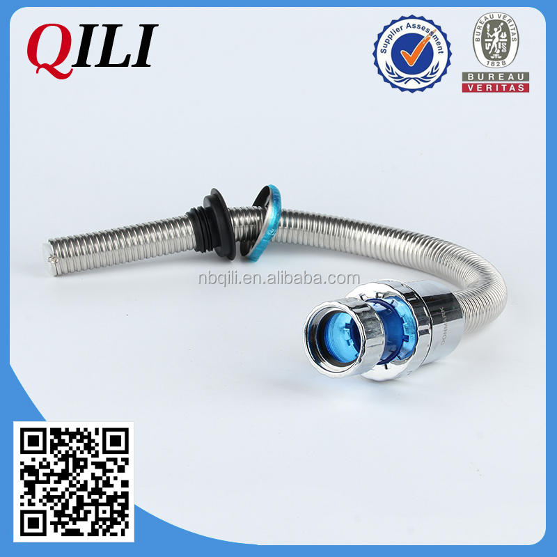 QL-506-1 corrugated 24 inch extension drain pipe