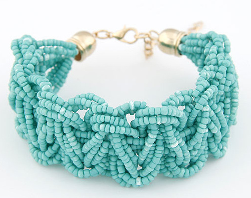 High Quality 2015 6 Colors Woman Bracelets Hot Brand Exaggerated Chain Statement Charm Bracelet Jewelry Sf3-1