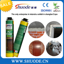 Chemical Foaming famous expanding pu glue
